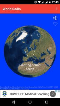 World Radio screenshot 2