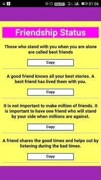 Status for Whatsapp screenshot 3