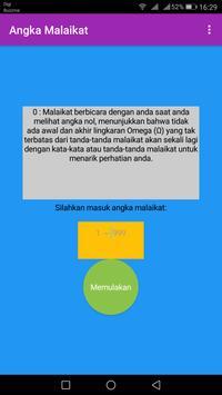 Angka Malaikat (Free) poster