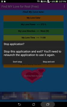 Find MY Love for Real (Free) apk screenshot