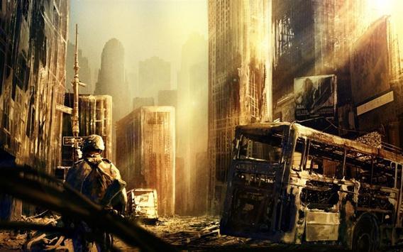 Apocalyptic HD Wallpapers screenshot 1