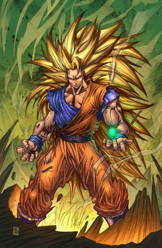 Goku Dragon Ball Z Hd Wallpapers For Android Apk Download
