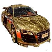 Gold Cars Wallpapers HD icon