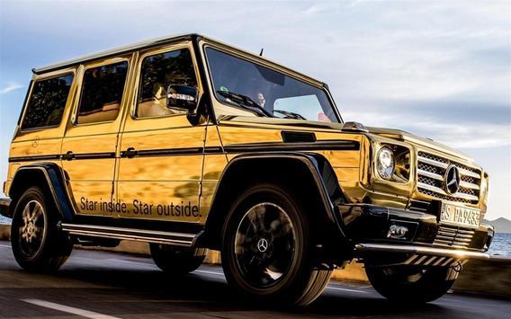 Gold Cars Wallpapers HD screenshot 3