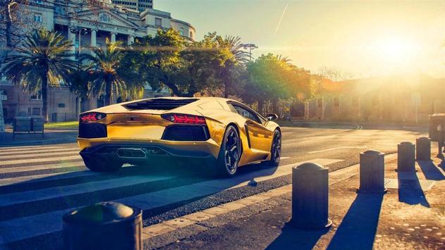Gold Cars Wallpapers HD screenshot 1
