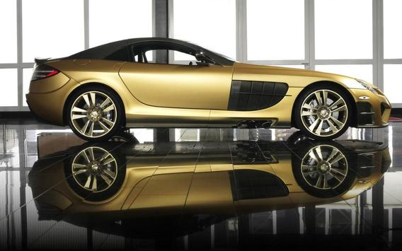 Gold Cars Wallpapers HD screenshot 2