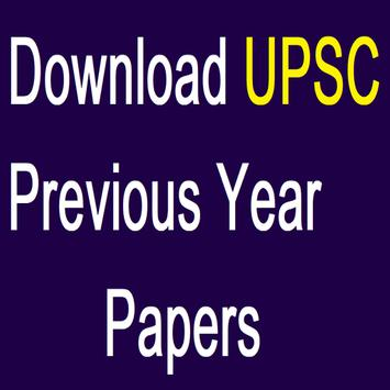 Download UPSC Paper FREE poster
