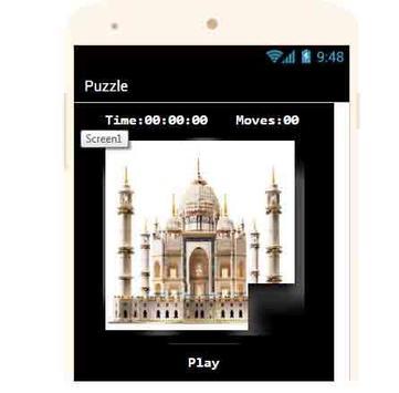 Slider Puzzle screenshot 1
