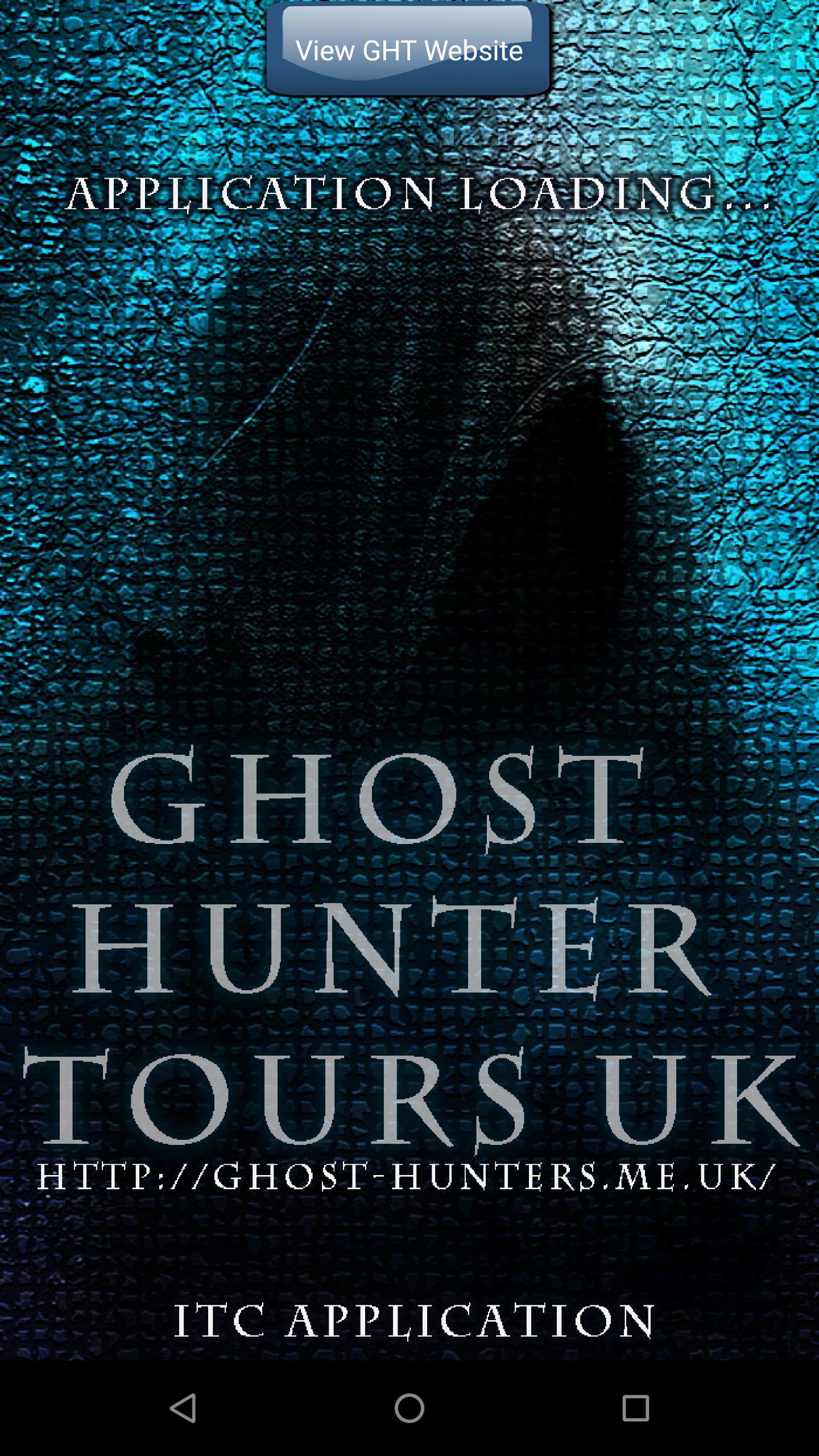 Ghost Hunter Tours ITC for Android - APK Download