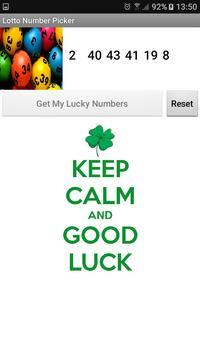 Lotto screenshot 1
