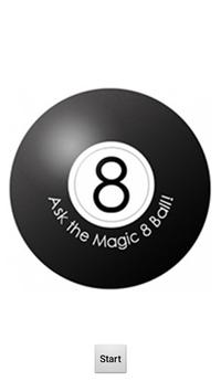 Magic 8-Ball poster