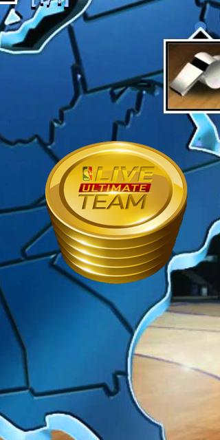 Coins Guide OF Nba Live Mobile poster