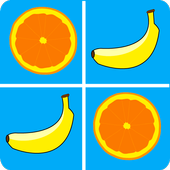 Fruit Memory Game icon