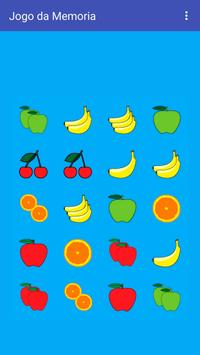 Fruit Memory Game poster