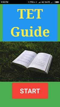 TET Guide poster