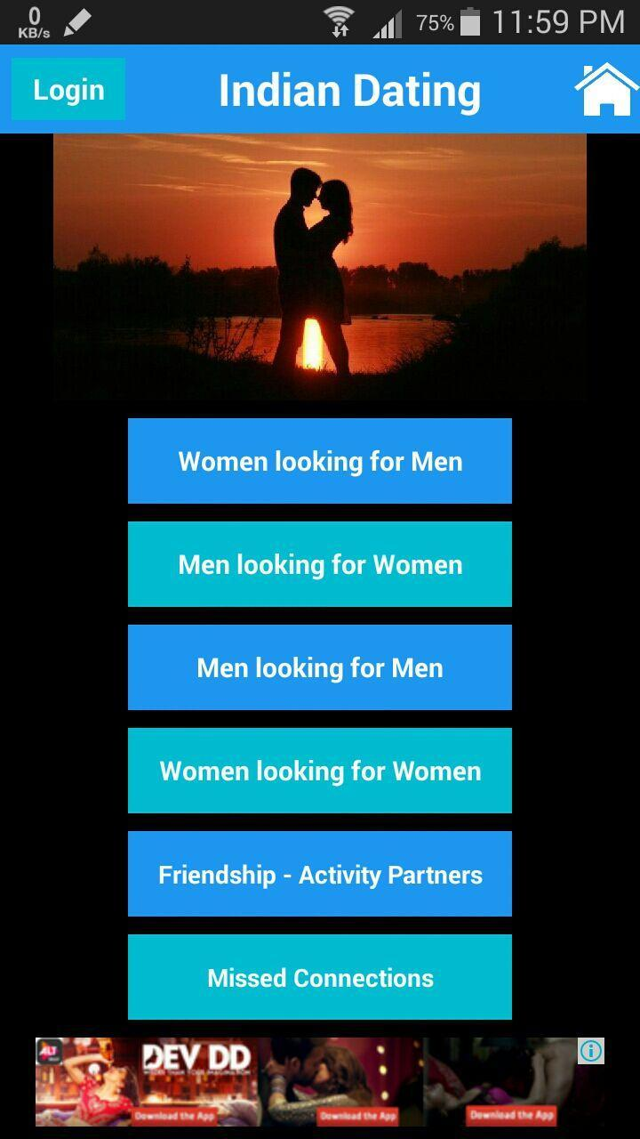 Login indian dating Find local