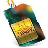 Link sim to Aadhar icon