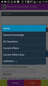 General Knowledge Today screenshot 1