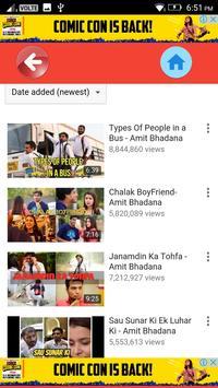 Amit Bhadana Funny Videos screenshot 2