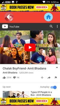 Amit Bhadana Funny Videos screenshot 3