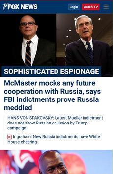 MSNBC FOX CBS CNN ABC NBC News screenshot 1