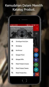 Airsoftgun-indo.com screenshot 1