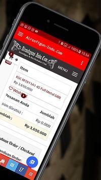 Airsoftgun-indo.com screenshot 4