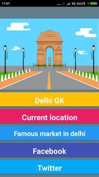 GK OF DEHLI poster