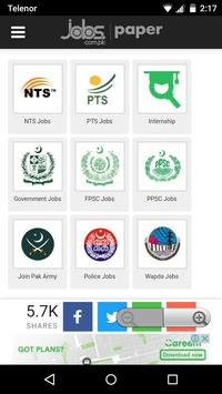 Pakistan Jobs screenshot 1