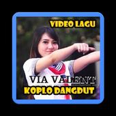 Video lagu Via Vallen koplo dangdut icon