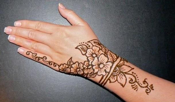 Henna Tattoo Art Design screenshot 2