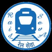 Rail Seva-PNR enquiry,Train status and more icon