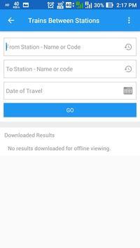 Rail Seva-PNR enquiry,Train status and more poster