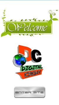 Digital Crony poster