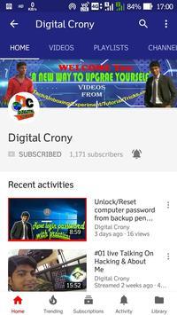 Digital Crony screenshot 2