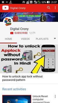 Digital Crony screenshot 4