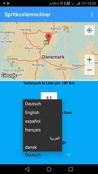 CC Spritrechner- Benzinkosten einfach berechnen apk screenshot