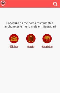 Loocalize Guarapari poster