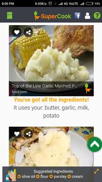 Recipe search by ingredients screenshot 3