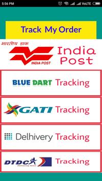 Track My Order - India screenshot 1