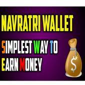 Navratri Wallet icon