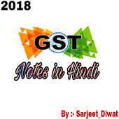 GST Notes in Hindi icon