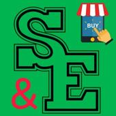 SHOP AND EARN MONEY icon