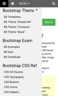 Bootstrap Tutorials For Beginners poster