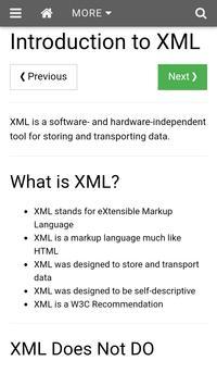xml Tutorials For Beginners screenshot 3