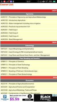 Agriculture Student - All Education Agri Notes, screenshot 1