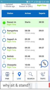 Indian Railway apk screenshot