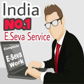 India E-Seva Service - India Online Top Service icon