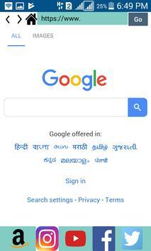 Digital India Browser poster