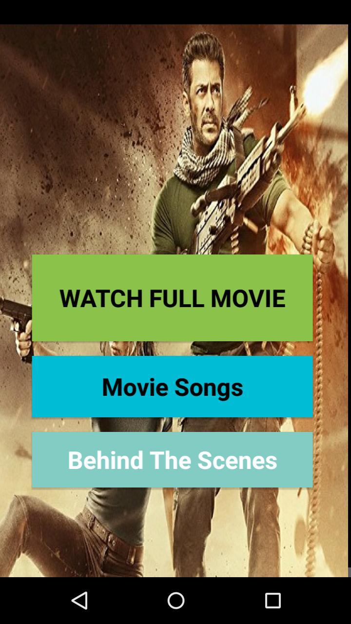 Tiger Zinda Hai Full Movie [HD] for Android - APK Download